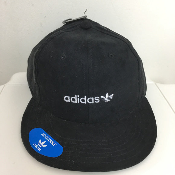 393dd72b315 adidas Logo Baseball Cap Hat Black Unisex
